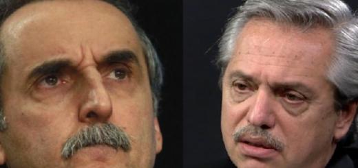 Alberto Fernández y Guillermo Moreno se cruzaron por la intervención de Vicentin