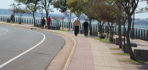 Coronavirus: mayores de 60 años pueden realizar caminatas recreativas este miércoles en Posadas