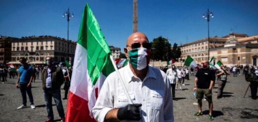¿Rebrote en Italia? 71 muertos y 202 nuevos casos de coronavirus en un día
