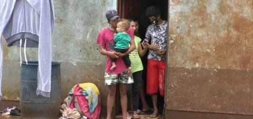 Más de 30 personas viven hacinadas bajo un mismo techo y solicitan la colaboración de los misioneros