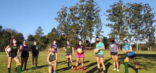 Coronavirus: el rugby volvió a los entrenamientos individuales bajo estricto protocolo sanitario