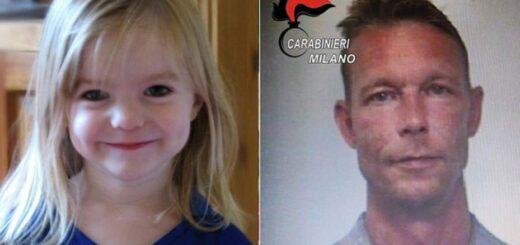 Habló la ex novia del sospechoso de matar a Madeleine McCann