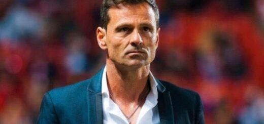 Diego Cocca dejó de ser el técnico de Rosario Central