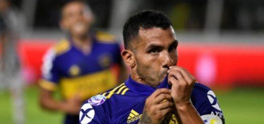 Carlos Tevez anunció que continuará en Boca y donará su sueldo a una ONG