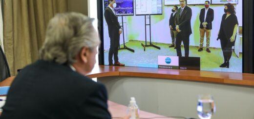 El presidente Alberto Fernández reforzó el apoyo a Chaco ante la situación sanitaria provocada por el coronavirus COVID-19