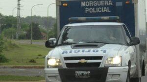 Fallecieron dos jóvenes motociclistas al chocar con una cosechadora en Paraje Primero de Mayo