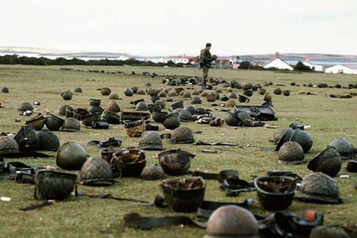 A 38 años de la rendición de Argentina en la Guerra de Malvinas