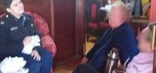 """""""Estamos solitos, vengan a charlar y tomar mate"""": el pedido de una pareja de ancianos de Posadas a la Policía"""