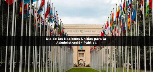 ¿Por qué se celebra hoy el Día de las Naciones Unidas para la Administración Pública?