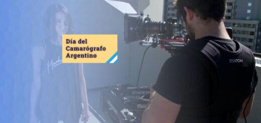 ¿Por qué se celebra hoy el Día del Camarógrafo Argentino?