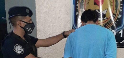 Posadas: policías detuvieron a dos hombres por violencia de género