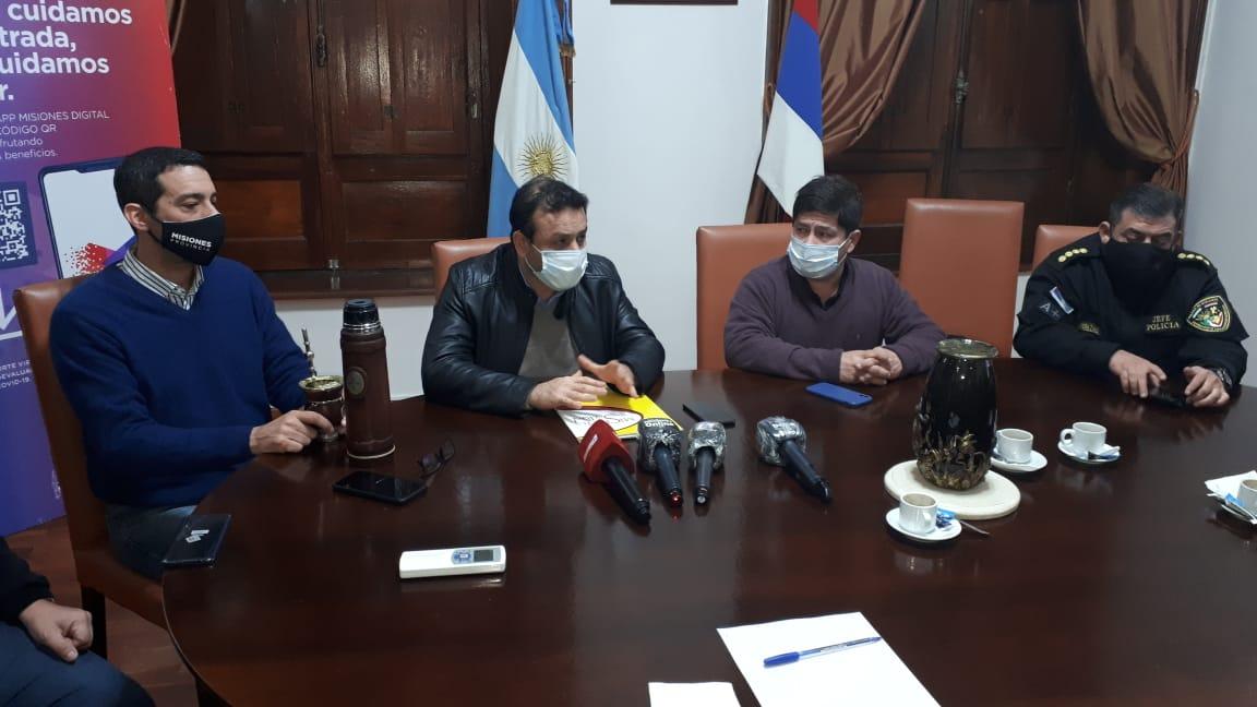Coronavirus: Herrera Ahuad anunció la exigencia de certificado negativo de Covid-19 para ingresar a Misiones