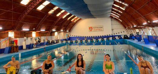 Los nadadores federados del Club Capri irán al Gimnasio del Cepard el próximo sábado
