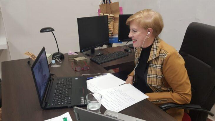 Primer webinar de la Red de Mujeres de la Concordia con las ministras de Misiones