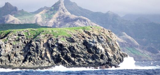 Investigadores hallaron estructuras volcánicas en las profundidades del Pacífico Sur, muy cerca del núcleo de la Tierra