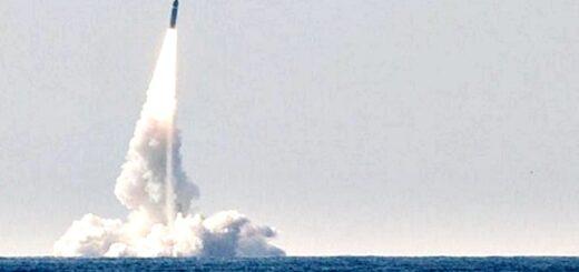 """Francia: probaron lanzar un misil balístico desde un submarino y el ensayo logró demostrar """"excelencia tecnológica"""""""