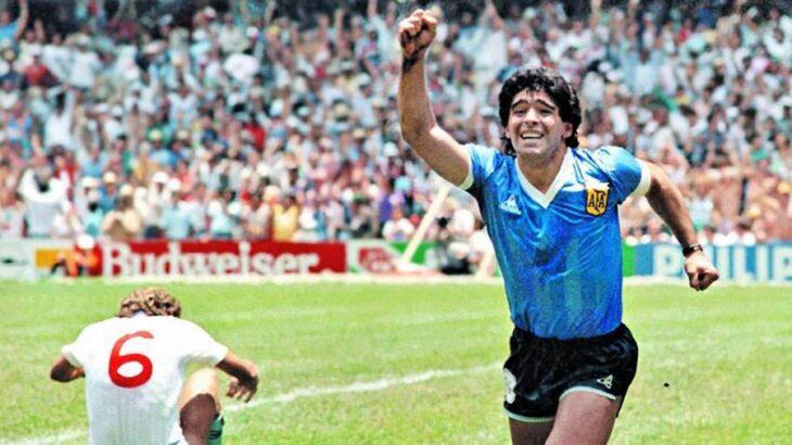 Maradona, a 34 años del duelo con Inglaterra: «Más no le puedo pedir a la vida