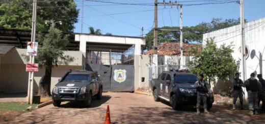 Penitenciaría de Ciudad del Este con dos casos positivos de Coronavirus