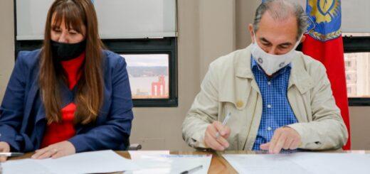 Firman convenio para la creación de la Comisión Municipal de Prevención y Erradicación del Trabajo Infantil