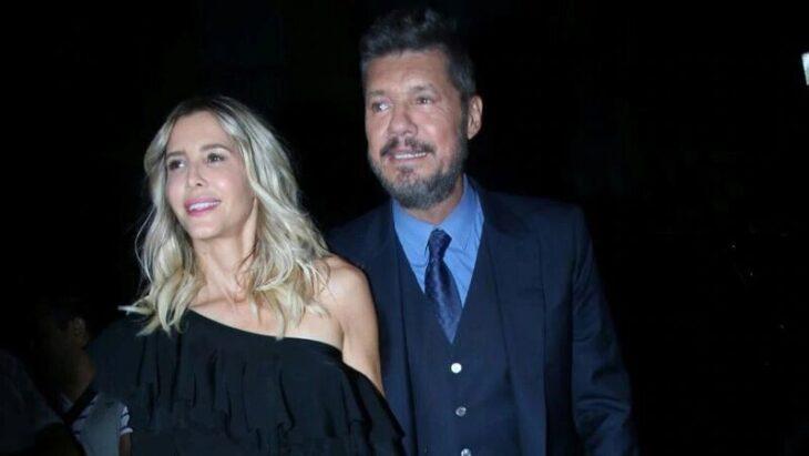 Guillermina Valdés habló sobre su separación de Marcelo Tinelli