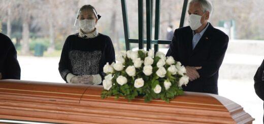 Coronavirus: escándalo en Chile y críticas a Piñera por asistir a funeral de familiar y romper el protocolo por Covid-19