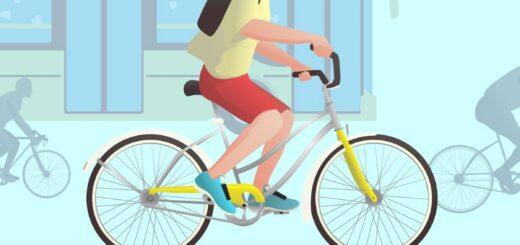 """""""Más gente usando la bici por el bien común"""" es el lema del colectivo urbano Biciespacio"""