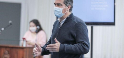 Capitanich dijo que espera ayuda de Nación para sumar recursos en terapia intensiva