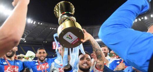 Napoli venció a Juventus por penales y se consagró campeón de la Copa de Italia