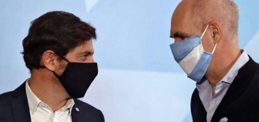 Coronavirus: Larreta y Kicillof advirtieron que podrían endurecer la cuarentena en el AMBA