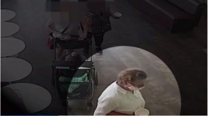Viral: una mujer se quitó el barbijo y tosió sobre el rostro de un bebé de origen hispano en EE.UU.