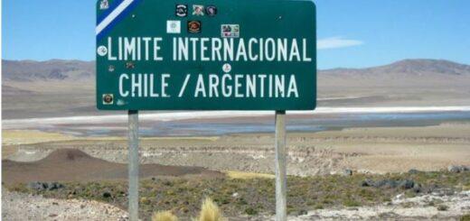 El gobierno Nacional autorizó el ingreso de ciudadanos chilenos a través de tres pasos fronterizos