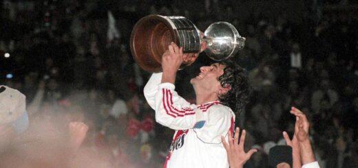 Hace 24 años River conquistaba su segunda Copa Libertadores