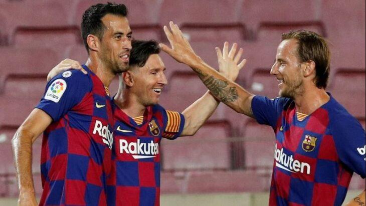 Lionel Messi llegó a los 700 goles en su carrera como profesional
