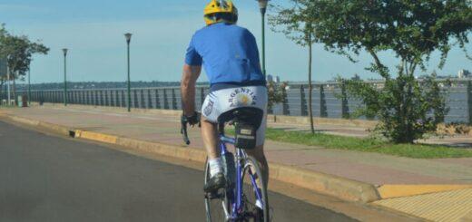 Estos son los días, horarios y lugares habilitados en Posadas para correr, pasear en bicicleta y caminar