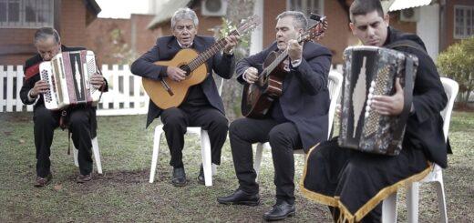 """El último sapukai: hoy domingo desde las 13 """"Patio Chamamecero"""" tendrá la participación de 24 agrupaciones"""