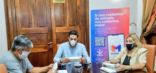 Coronavirus: el gobierno de Misiones entregó barbijos destinados a taxistas