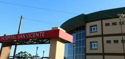 Herrera Ahuad inaugura hoy en San Vicente el quinto hospital desde que comenzó la cuarentena en Misiones
