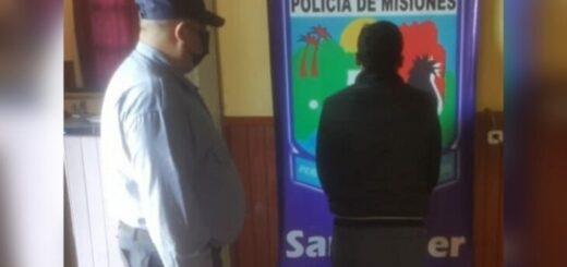 Un hombre quedó detenido luego de incumplir la prohibición de acercamiento y por agredir a su ex pareja