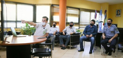El INYM brindó charlas para optimizar controles de transporte de yerba mate