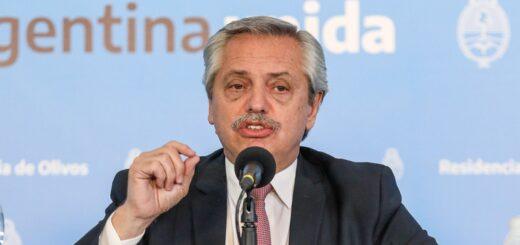 """Coronavirus: """"El problema no es la cuarentena, el problema es la pandemia"""", sostuvo Alberto Fernández"""