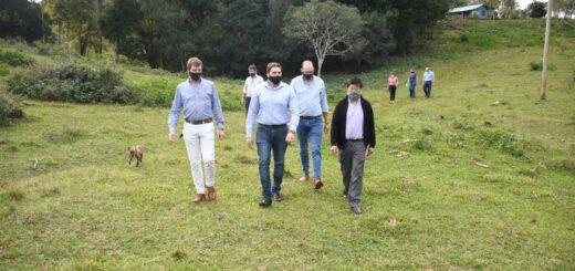 Yacyretá: el Director Ejecutivo visita reservas, obras y proyectos energéticos