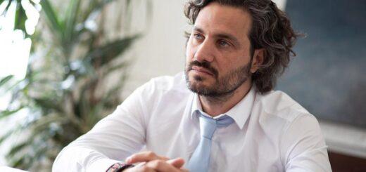 Santiago Cafiero brinda su primer informe de gestión en el Congreso