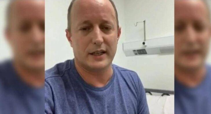 Martín Insaurralde fue dado de alta luego de 13 días de internación