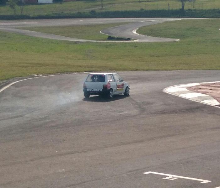 Y un día volvieron acelerar en el Autódromo Rosamonte de Posadas
