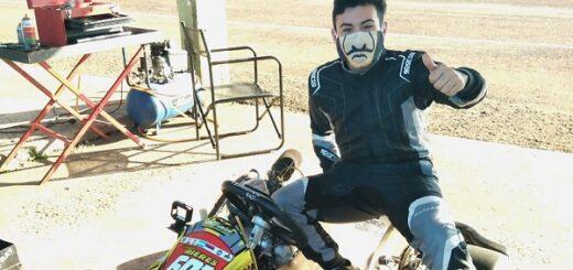 Karting misionero: hubo actividad con pruebas autorizadas