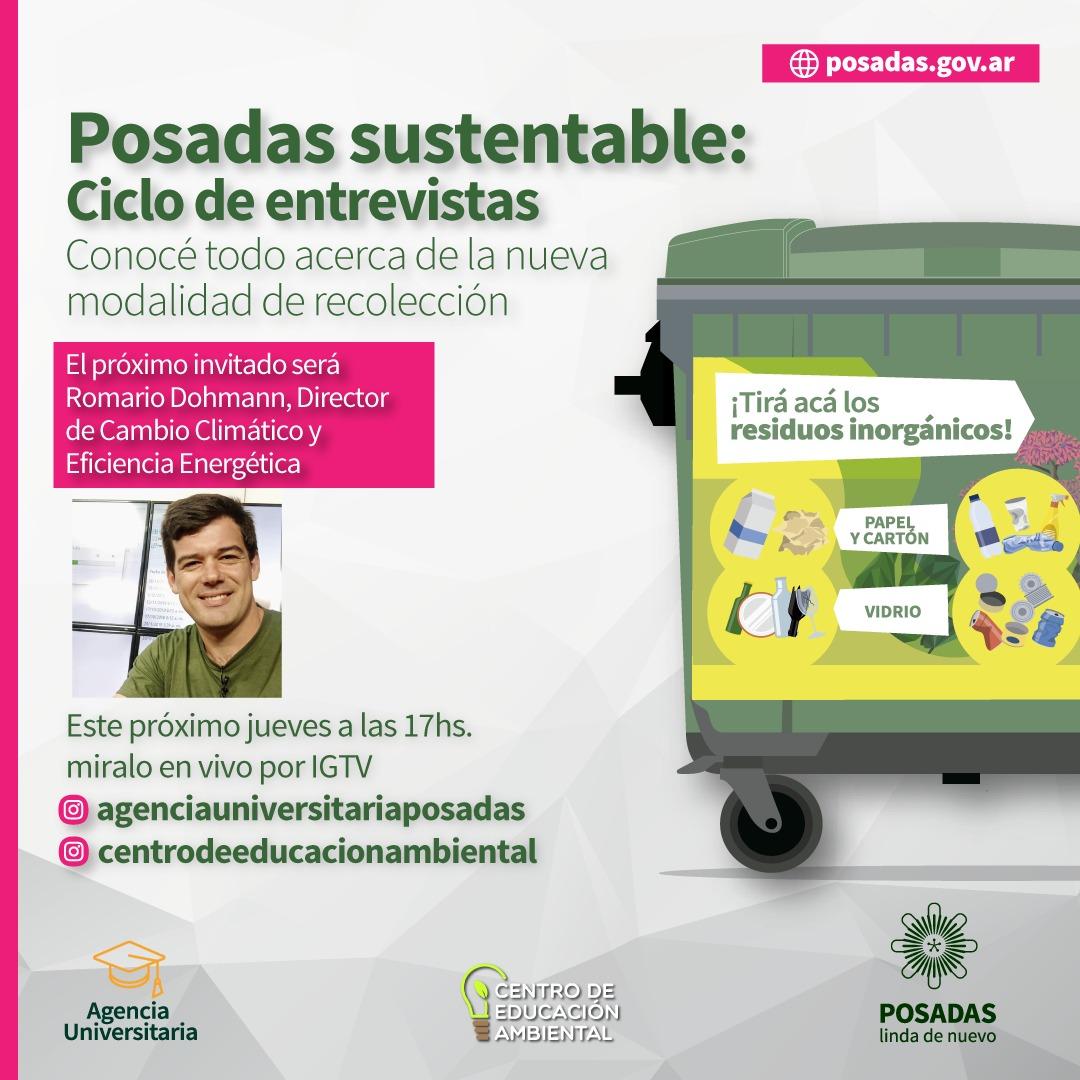 La Agencia Universitaria Posadas presenta hoy su décima Peña Virtual