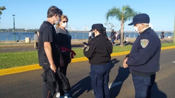 La Provincia y los Municipios acentuarán los controles para hacer cumplir los protocolos de distanciamiento social, afirmó el ministro de Gobierno Marcelo Pérez
