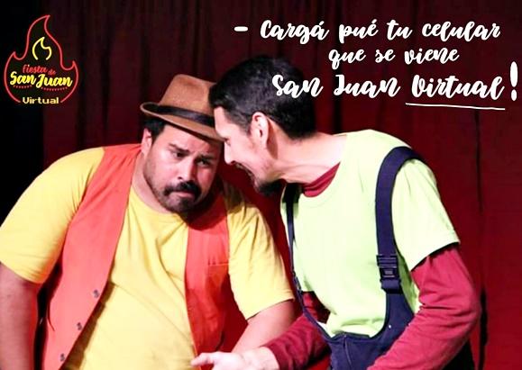 La Murga de la Estación reversiona un clásico de nuestra cultura y presenta esta noche la Fiesta de San Juan Virtual