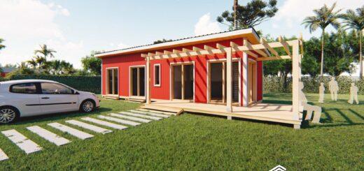 """Novedosa iniciativa de la empresa Villalonga: """"Tiny House"""", pequeñas casas para grandes estilos de vida"""