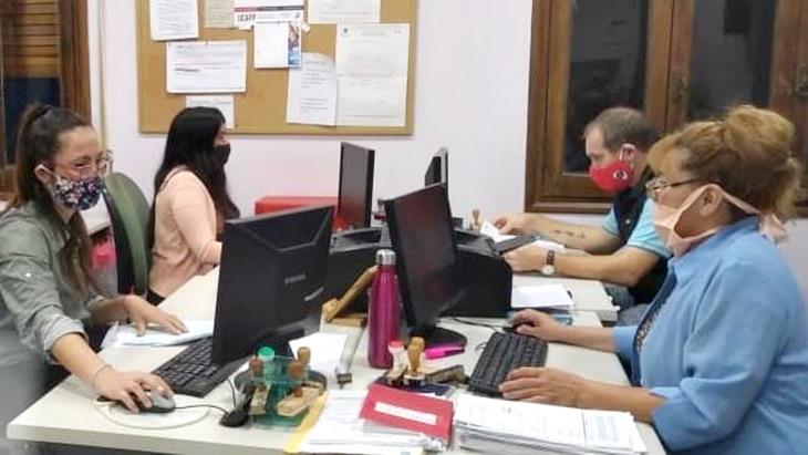 Nuevos avances en la digitalización del Registro de la Propiedad de Inmueble de Misiones